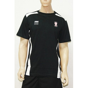 Remera Huracan Voltaire Negro Tbs 2016