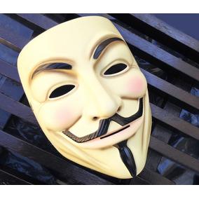 Máscara V De Venganza, Anonymous Original 100% Envio Gratis