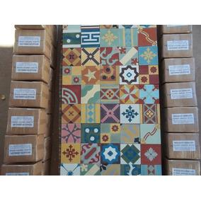 Mosaicos Calcáreos Dibujados Gran Variedad Diseños Y Colores