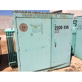 Transformador 2000 Kva