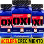 -25% Creatina Oxi Premium 3 Kilos Mervick Con Oxido Nitrico