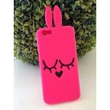 Capa Capinha Iphone 4/4s Coelho Marc Jacobs Pink Frete Baixo