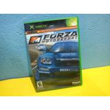 Forza Moto Esport Xbox Classico Patch Frete R$9,99 Xyz88