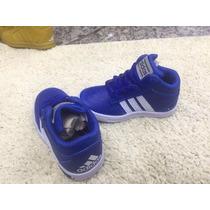 Tênis Infantil E Bebê Adidas Cano Curto Lançamento Promoção