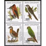 Oferta Estampillas Aves Chilena