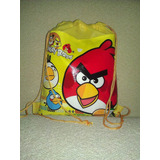 Cotillones Tula Bolsitos Angry Birds Pony Dora
