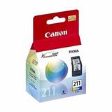 Tinta Canon Cl-211 Color