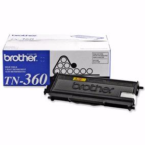 Toner Nuevos Originales Brother Tn360 Envio Gratis