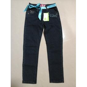 Pantalón Blue Jeans Para Niñas