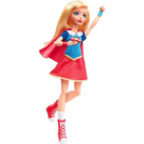 Boneca - Dc Super Hero Girls - Supergirl - Mattel