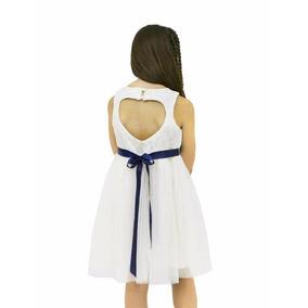 Vestido Belle De Nena Fiesta Cortejo Bautismo Brishka N-0098