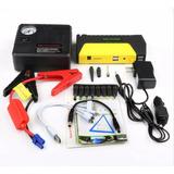 Batería Partidor + Compresor De Aire 12v Auto, Multifuncion