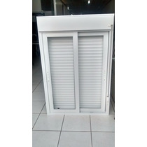 Porta Persiana Integrada P/ Quarto 2.10 X 100 Em S. André