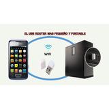 Wifi Usb Celular Internet Gratis Pc Smartphone