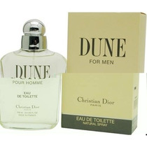 Perfume Dune Por Christian Dior Para Hombres. Agua De Colon