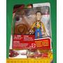 Toy Story Woody Miniaturas Boneco Estatua Cowboy Figure Novo