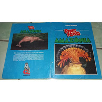 Álbum Ping Pong Amazônia - Faltando 6 Figurinhas