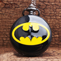 Genial Reloj De Bolsillo De Batman Pocket Watch