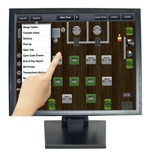 Monitor Angel Pos 1006017 17-inch Pos Tft Lcd Touchscreen