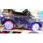 Carro A Bateria Para Niños Juguete Land Rover Control Remoto