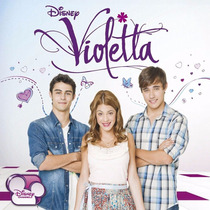 Cd Violetta Disney Original