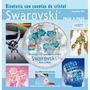 Bisuteria Con Cuentas De Cristal Swarovski Ange Envío Gratis