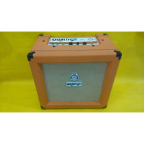 Amplificador De Guitarra Electrica Orange Tt15c12 Tiny Terro
