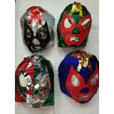 Máscara De Lucha Libre Mexicana
