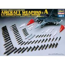 Hasegawa Kit Armas P/ Aviones Militares 1/48 / Revell Tamiya