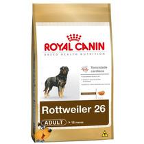 Ração Royal Canin Rottweiler Adult 12 Kg