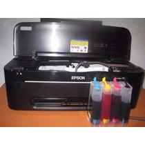 Impressora Espon Com Bulk-in Para Retirada De Peças