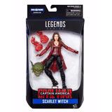 Marvel Legends Civil War Bruja Escarlata 6