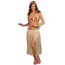 Disfraz Para Niña Foro Novedades Hawaiano De La Muchacha De