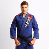Kimono A2 Azul Royal - Koral Mkm Competition