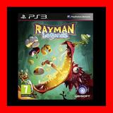 Rayman Legends Ps3 Digital Oferta !!!