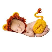 Disfraz Para Niños Jiaduo Bebé Recién Nacido Del Ganchillo