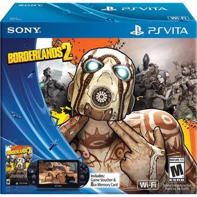 Consola Playstation Vita Bundle Borderlands 2 Limitededition