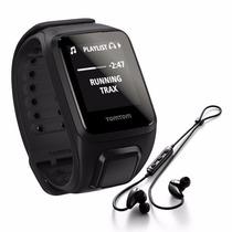 Relógio Tomtom Spark Cardio + Music Gps Fitness+ Fone