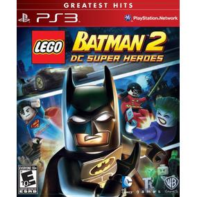 Lego Batman 2: Dc Super Heroes - Ps3 - Mídia Física - Nf