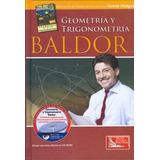 Geometria Y Trigonometria Con Cd Rom 2/ed - Baldor, Aurelio
