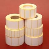 Etiquetas Adheribles Para Impresoras Termicas Codigo Barras