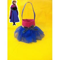 Bolsitas Para Piñatas De La Princesa Anna De Frozen
