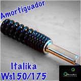 Amortiguador Traser Italika Ws150 Ws175 Vento Terra Motoneta