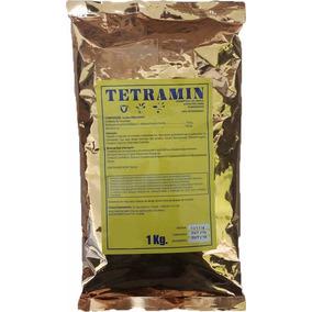 Tetramin Vermifugo Em Pó Gado Vaca Bovino Carneiro Cabra 1kg