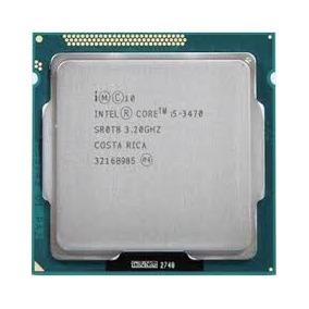 Processador Core I5 3470 Lga 1155 3,20ghz 6m Frete Gratis