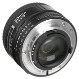 Lente Nikon Af Nikkor 50mm F/1.4d Sic Distancia Focal Fija *