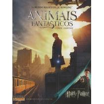 Álbum Animais Fantásticos E Onde Habitam Harry Potter 2016