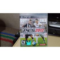 Pes 2013 Pro Evolution Soccer 13 Ps3 Usado
