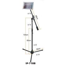 Pedestal Zion Para Tablet E Celular - Branco Ip-718