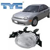 Farol Dodge Chrysler Neon Novo 95 96 97 98 1999 Tyc Lado Esq